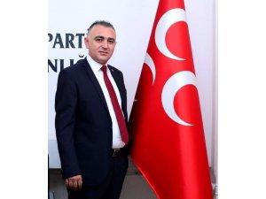 MHP Kırşehir İlçe Başkanı Adalı' nın acı günü