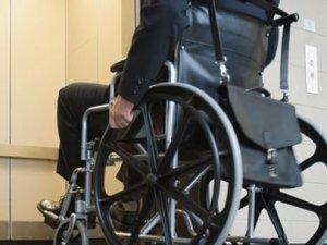 Davutoğlu'ndan engellilere çifte müjde