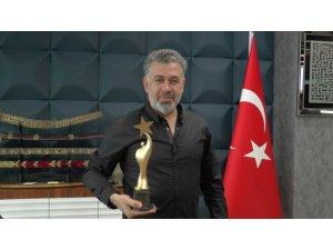 """Sedat Kılınç'a """"Yılın İş Adamı"""" ödülü"""