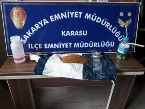 Sakarya'da uyuşturucu operasyonu: 1 tutuklama