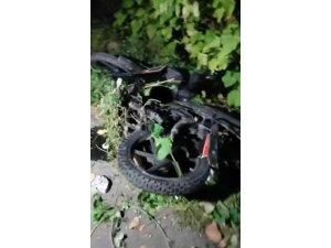 Tekirdağ'da feci kaza: 1 ölü, 2 yaralı