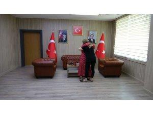 Mardin'de bir kadın terörist daha teslim oldu