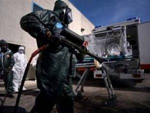 Ebola 3 bin can aldı!