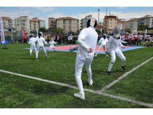 Avrupa Spor Haftası etkinlikleri Malatya'da etkinlikler kutlanıyor