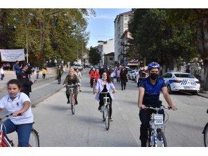 Avrupa Hareketlilik Haftası Bilecik'te hareketli geçti