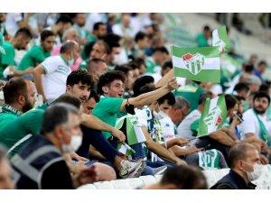 Bursaspor taraftarı 166 bin 96 adet passolig kartı aldı