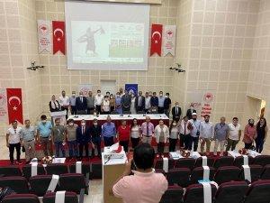Silopili yer fıstığı üreticileri Adana ve Osmaniye'de gezdirildi