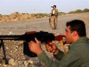 Kürtler IŞİD'in ilerleyişini durdurdu!