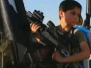 İşte IŞİD çocukları böyle eğitiyor!