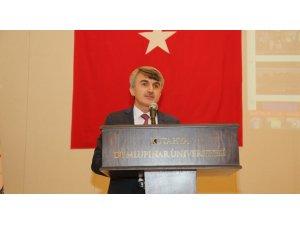 Rektör Uysal'dan Çinili Cami müjdesi