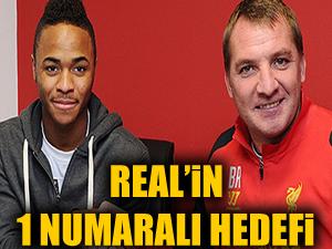 Real'in 1 numaralı transfer hedefi!