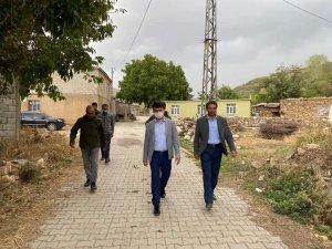 Güroymak Kaymakamı Cankaloğlu, köy ziyaretlerine başladı