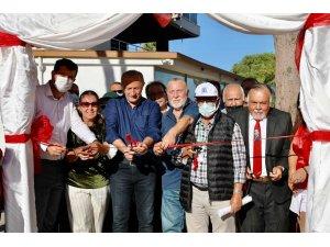 Didim Sanat Sokağı düzenlenen tören ile açıldı