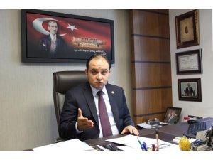 """AK Parti MKYK Üyesi Baybatur: """"Millet İttifakı ikbali HDP'ye bağladı"""""""