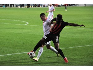 TFF 1. Lig: Gençlerbirilği: 1 - Boluspor: 0