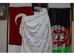 Trabzon'dan Afganistan'daki kadın hakları ihlallerine böyle dikkat çektiler
