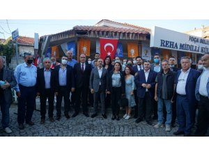 Foça'da AK Parti danışma meclisi toplantısı
