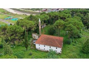 600 yıllık tarihi camiye restorasyon