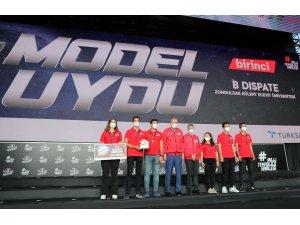 ZBEÜ, B-Dispate Uzay ve Havacılık Takımı TEKNOFEST 2021 Türksat Model Uydu Yarışması Türkiye Birincisi
