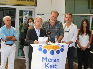 Kent Konseyinden Mersin'e turizm yatırımı çağrısı