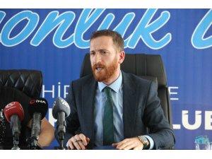 """BB Erzurumspor Asbaşkanı Ahmet Dal: """"Bütün şehir her şeyiyle Kasımpaşa ve Şenol Can davasının arkasında durmalı"""""""