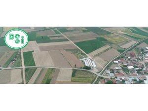 Mustafakemalpaşa'da arazi toplulaştırmaları sürüyor