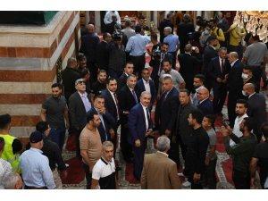 Filistin Başbakanı Iştiyye, İsrail işgali altındaki camiyi ziyaret etti