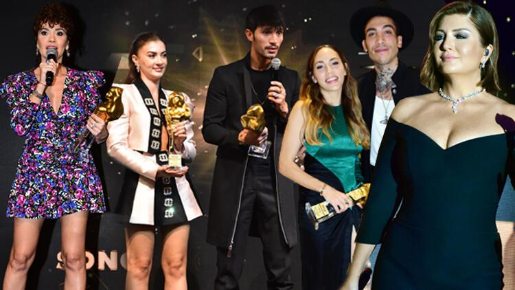 Magazin Gazetecileri Derneği'nin (MGD) düzenlediği '25. Altın Objektif Ödülleri' sahiplerini buldu.
