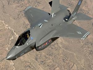 F-35 tedarikçisine siber saldırı