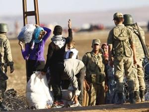 Suriye'den Türkiye'ye: Memnun kaldık