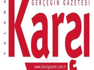 Karşı Gazete'sine polis baskını