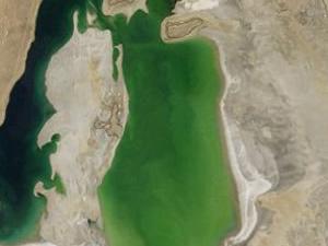 Dünyanın 4. büyük gölü kurudu!