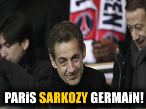 Paris Sarkozy Germain!