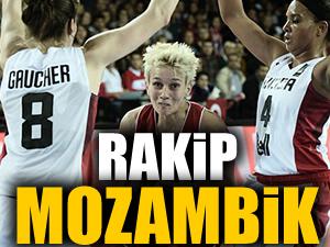 Potanın perileri'nin rakibi Mozambik!