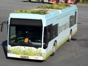 İETT'den çevreci otobüs 'BOTOBÜS'