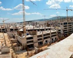 Yeni fuar alanı inşaatı durduruldu