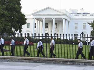 ABD Başkanı Obama Beyaz Saray'da güvende mi?