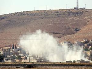 'IŞİD Kobani'yi kuşattı' iddiası