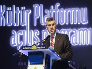 Sultanbeyli'de Kültür Platformu açıldı