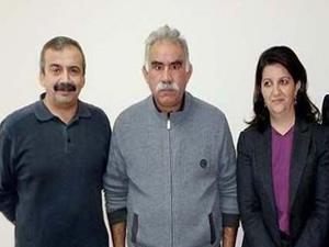 Öcalan'dan süreç ve Kobani mesajı