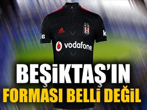 Beşiktaş'ın forması belli oldu