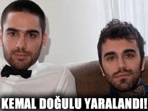 Kemal Doğulu yaralandı!