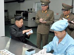 Kuzey Kore kendi iPhone'unu üretti