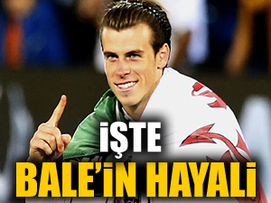 Bale, Galler ile Euro 2016'ya kalmak istiyor
