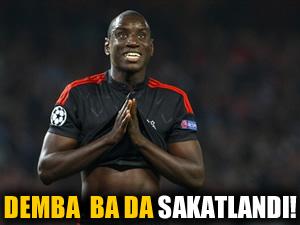 Demba Ba da sakatlandı!