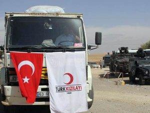 Türkiye'den Kobani'ye  büyük yardım!