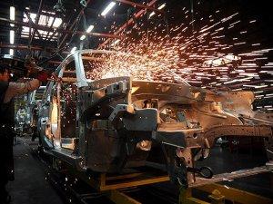 Sanayi üretimi 21 ayın en yüksek artışını gerçekleştirdi