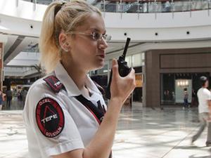 AVM'lerde kobani için güvenlik alarmı verildi!