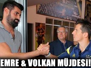 Emre & Volkan müjdesi