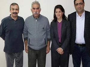 """""""Gece yarısı Öcalan'dan"""" gelen mektup ile ilgili ince ayrıntı!"""